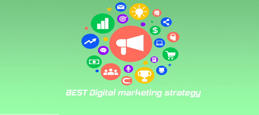 Best digital marketing strategy