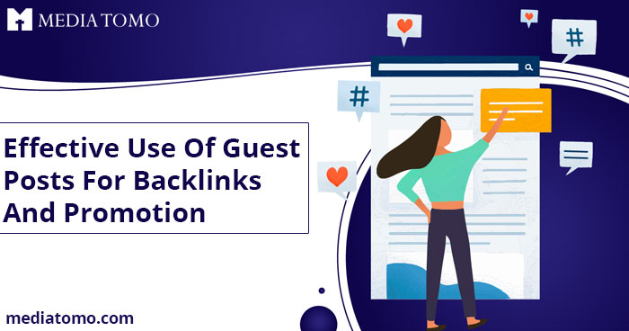 Guest Posts Backlinks And Promotion