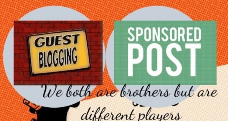 guest post and sponsored page