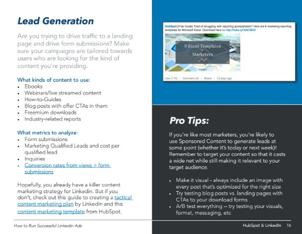 lead generation for campaign