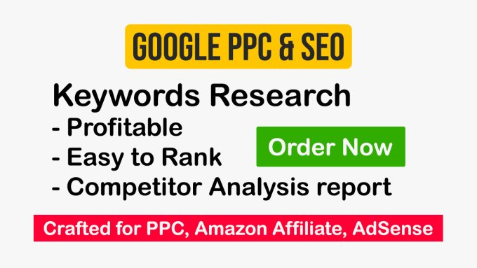keyword research for marketing